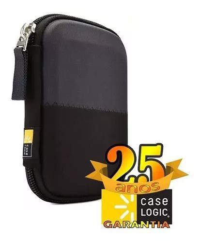 Capa Case Logic Hdc-11 Ultra Proteção Porta Hd Externo 0