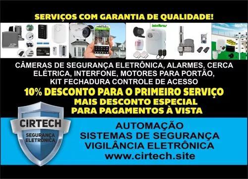 Segurança Eletrônica 0