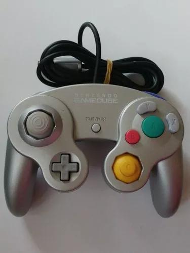 Game Cube: Controles Nintendo Originais, Analógico 0