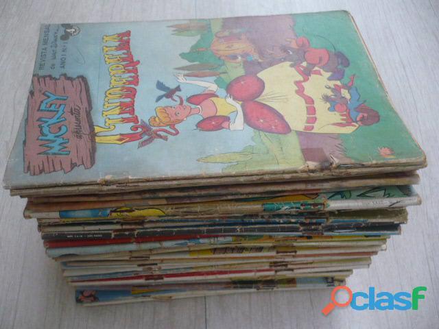 COMPRO GIBIS ANTIGOS DE 1935 ATÉ 1980 PAGO BEM 4