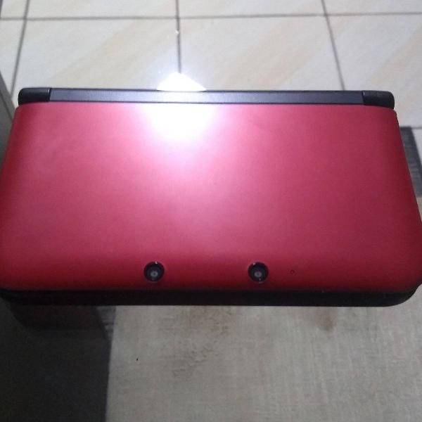 3DS XL Red 0