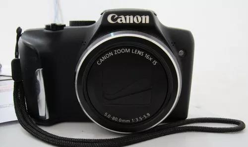 Camera Fotografica Canon Powershot Sx170 Is 0