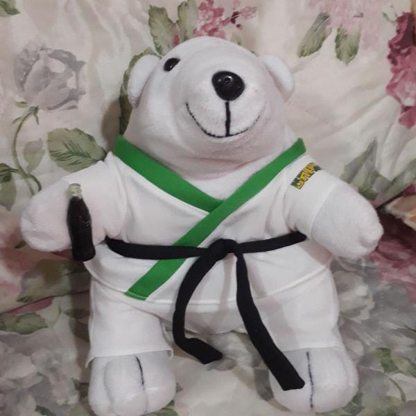 urso judoca 0