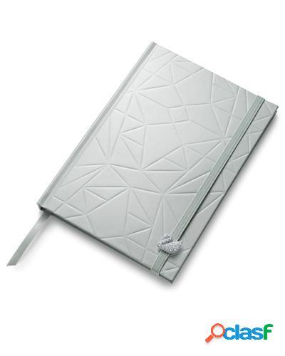 caderno capa dura swarovski 0