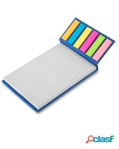 bloco de anotações ecológico com post-it personalizado 0