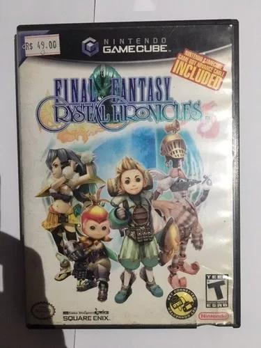 Final Fantasy Cristal Chronicles - Original Game Cube 0