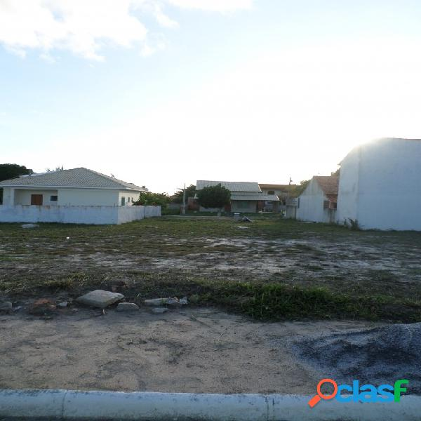 Lote/Terreno para venda possui 322 metros quadrados em Praia Sêca - Araruama - RJ. 0