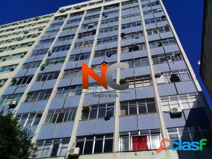Apartamento com 1 dorm, Centro, Rio de Janeiro - R$ 180 mil, Cod: 605 1