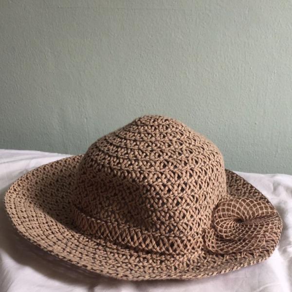 Chapéu marrom 0