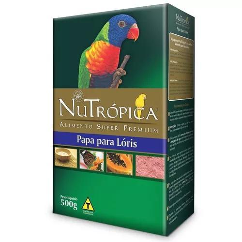 Ração Nutrópica Papa Para Lóris - 500g 0