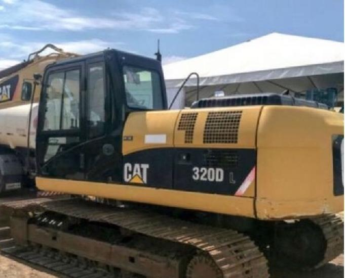 Escavadeira Caterpillar 320dl 0