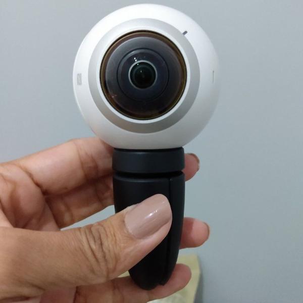 câmera 360° samsung original novíssima 0