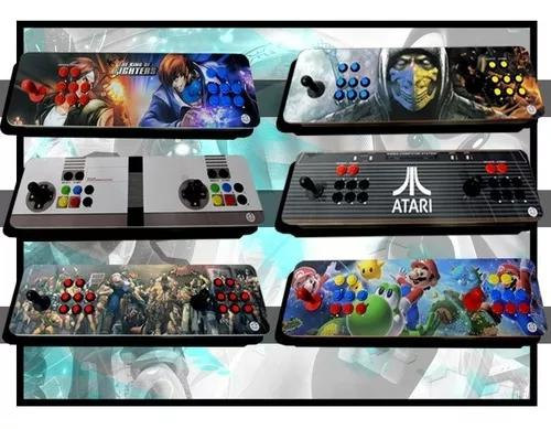 Controle Arcade Para Raspberry, Pc, Ps3, Ps4 Zero Delay Usb 0