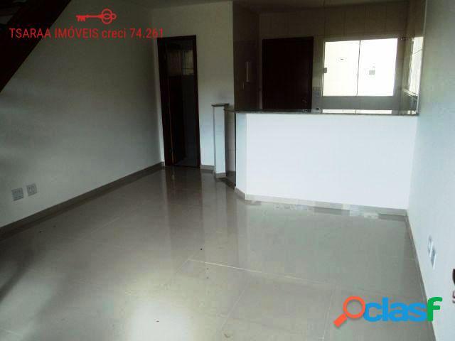Casa Duplex com 02 Quartos em Araruama. 1