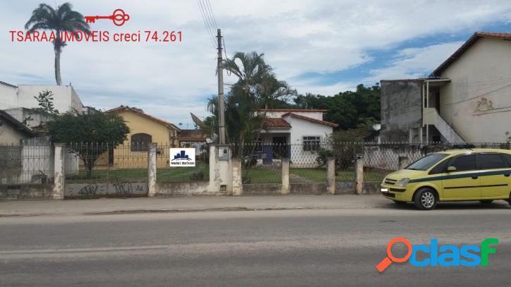 Dois amplos terrenos com Casas, Centro, Araruama. 2