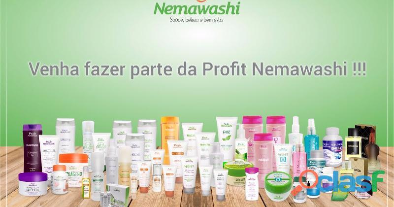 Kit Pomada Modeladora Capilar Shave After Loção e Shampoo Profit Nemawashi 2