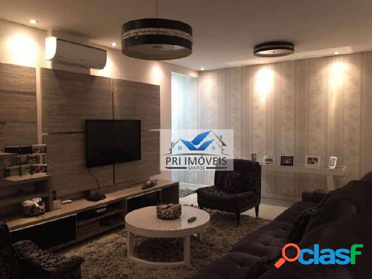 Cobertura à venda, 180 m² por R$ 940.000,00 - Ponta da Praia - Santos/SP 1