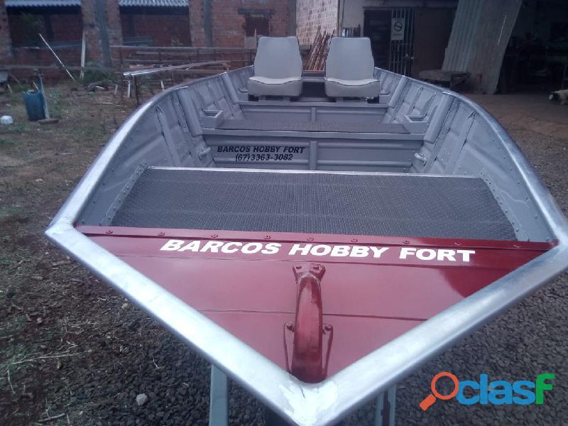 BARCOS HOBBYFORT 4