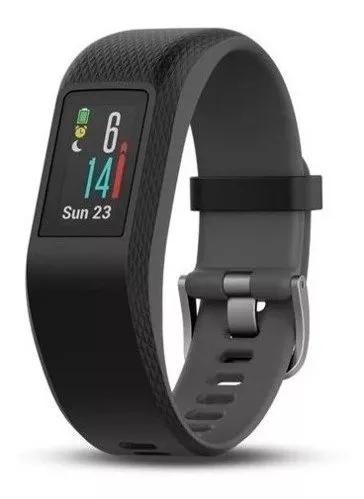Pulseira Garmin Vivosport Gps Monitor Cardíaco Band 0