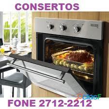 assistência técnica de forno elétrico fone 2712 2212 2