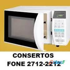 conserto de forno BRASTEMP fone 2712 2212 2