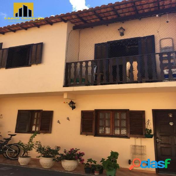 Casa com 3 dormitórios à venda, 90 m² por R$ 360.000 - Palmeiras - Cabo Frio/RJ 1