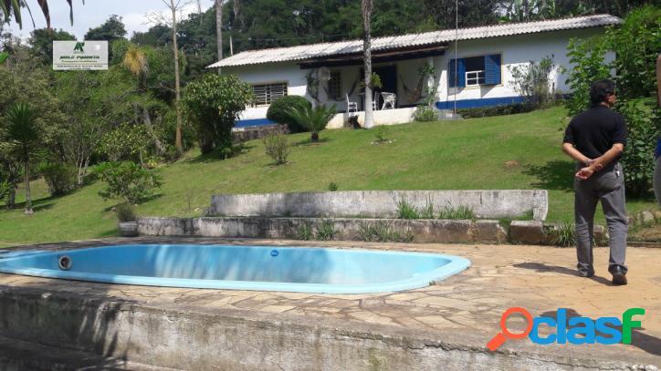 Chácara a Venda no bairro Mailasqui em São Roque - SP. 1 banheiro, 3 dormitórios, 1 suíte, 6 vagas na garagem, 1 cozinha, closet, área de serviço, 2
