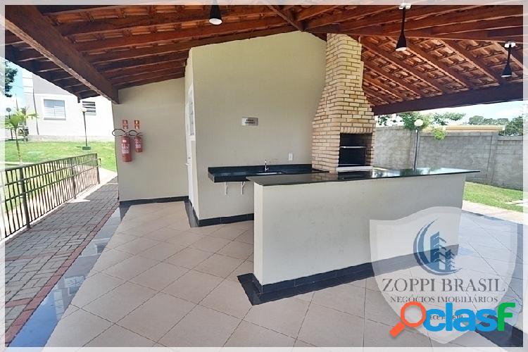AP316 - Apartamento, Venda, Americana SP, Jardim Recanto, NOVO, 45 m², 2 Do 0