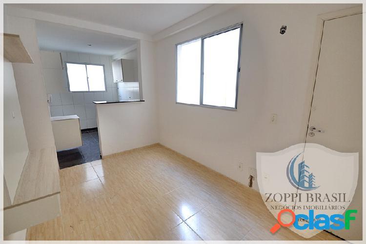 AP316 - Apartamento, Venda, Americana SP, Jardim Recanto, NOVO, 45 m², 2 Do 1