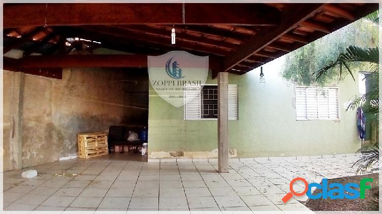 CA587 - Casa à Venda em Santa Bárbara d´Oeste SP, Jardim Europa, 450 m² ter 2