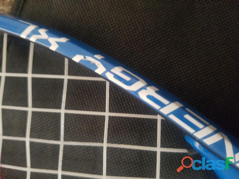 Vendo/Troco Raquete de tênis Wilson, modelo Energy XL, com capa 3