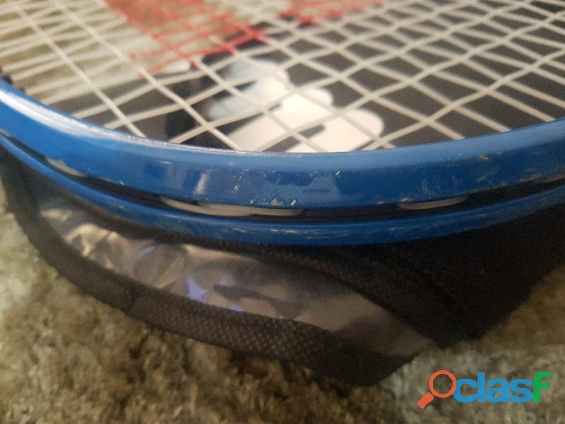 Vendo/Troco Raquete de tênis Wilson, modelo Energy XL, com capa 4