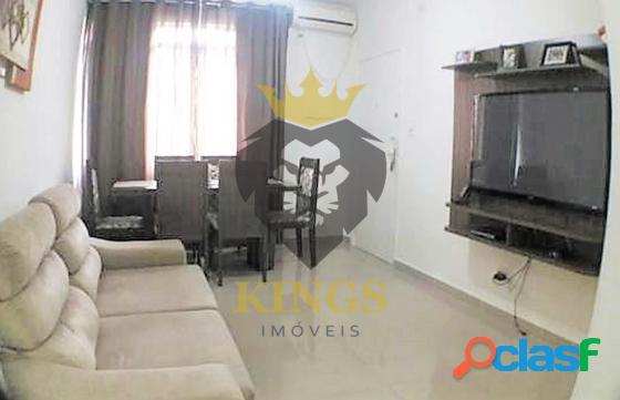 Apartamento para venda com 75 metros quadrados e 2 quartos em Vila Belmiro - Santos - SP. 1