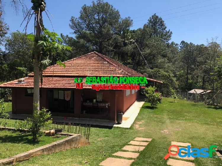 Fazenda - Sítio 13 alqueires e casa boa, eucalipto em Paraibuna 0