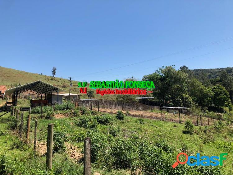 Fazenda - Sítio 13 alqueires e casa boa, eucalipto em Paraibuna 3