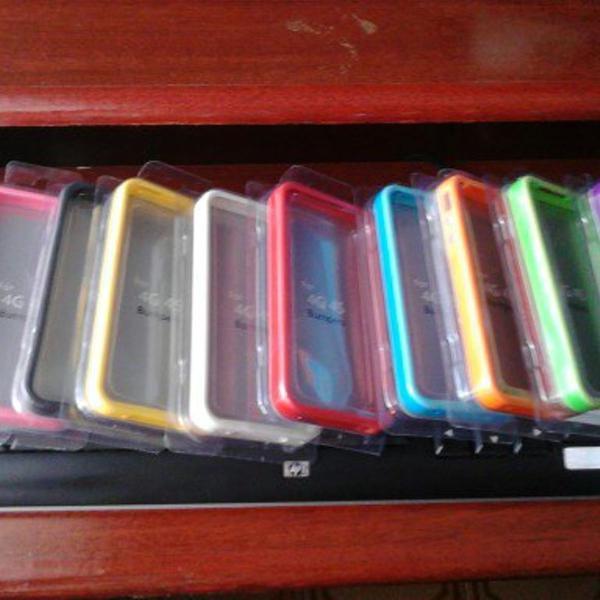 capa bumpers iphone 4s 0