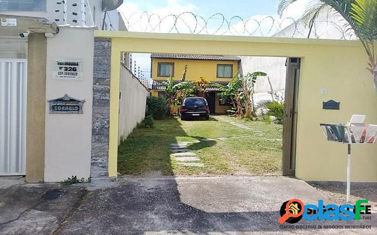 CASA INDEPENDENTE DUPLEX 3 QUARTOS NO NOVO PORTINHO CABO FRIO. 2