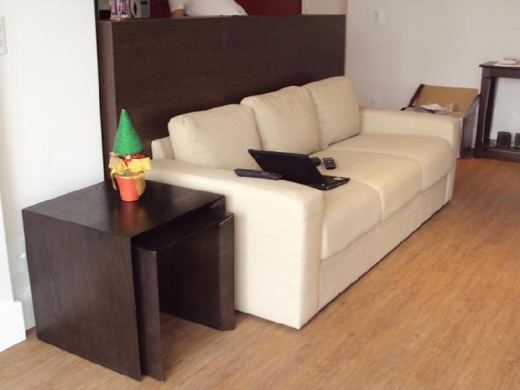 Locação de Apartamento Mobiliado no Campo Belo 0