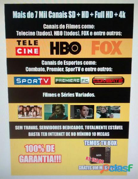 IPTV 7000 canais 1