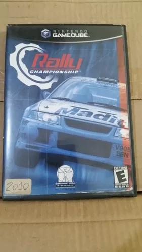 Rally Championship Nintendo Gamecube 0