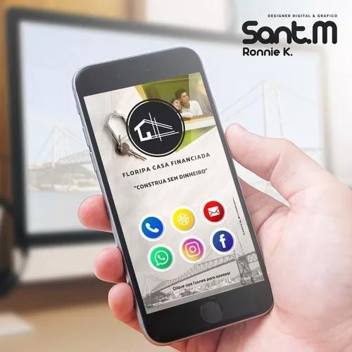 Cartão De Visita Digital E Interativo 0