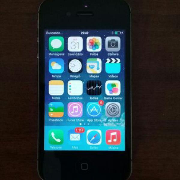 iPhone 4s Preto 0