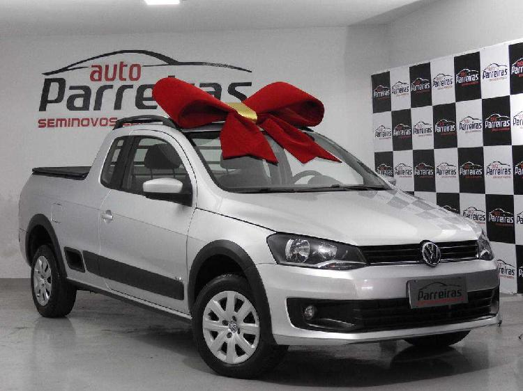 Volkswagen Saveiro 1.6 MI Total Flex 8v Ce 0