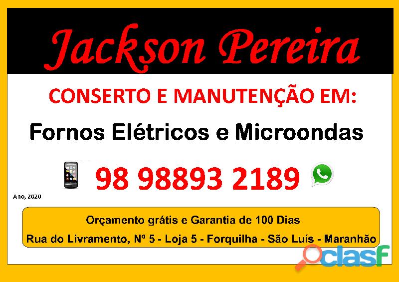 Manutenção em Fornos Electrolux em São luis Maranhão 1