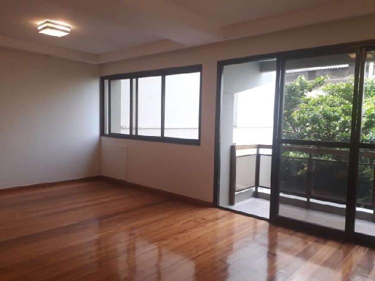 Apartamento para venda tem 130 metros quadrados (no IPTU) 0