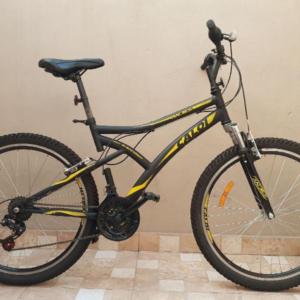 Bicicleta Caloi 21 marchas 0