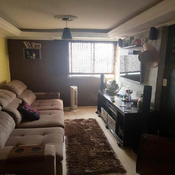 Apartamento para venda, 2 quartos, 1 vaga, a 2min da 0