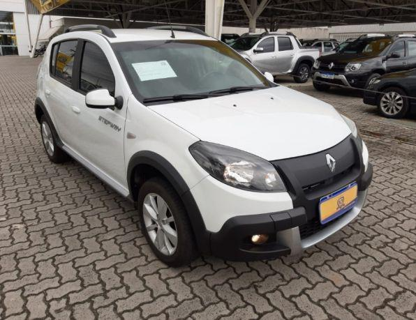 RENAULT SANDERO STEPWAY Hi-Power 1.6 8V 5p Flex - Gasolina e 0