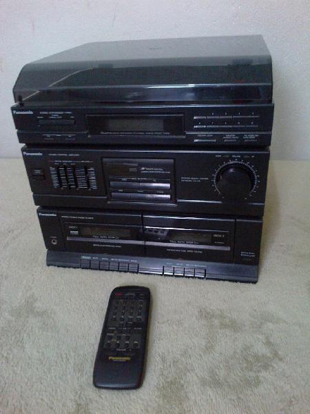 Toca Discos Panasonic de 1995 0