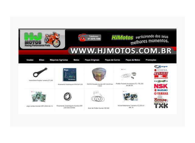 Loja de Peças para Motos Online   Peças para Motos 0